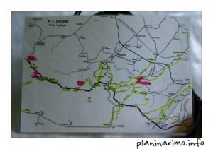 Karta, Krndija