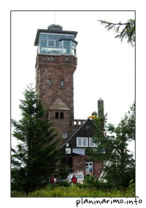 Toranj Hornisgrindeturm
