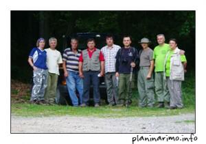Ekipa planinara